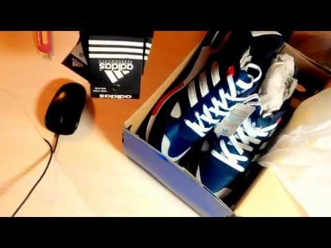 Посылка из интернет магазина MAX-KROSS.RU кроссовки Adidas ZX 750