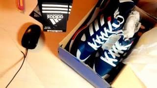 Посылка из интернет магазина MAX-KROSS.RU кроссовки Adidas(, 2016-04-19T16:35:42.000Z)