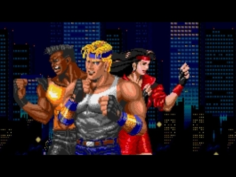 Streets of Rage (Genesis) Playthrough - NintendoComplete