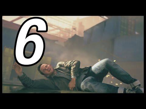 Quantum Break Gameplay Walkthrough Part 6 - ALL CRASHING DOWN!