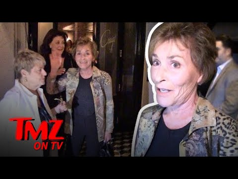 Judge Judy Rules on Weinstein | TMZ TV