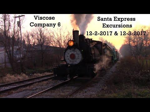 Viscose Company 6 Santa Express 12-2-2017 & 12-3-2017