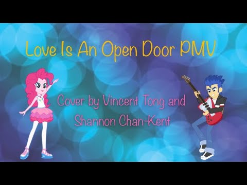 Love Is An Open Door PMV (Vincent Tong and Shannon Chan-Kent)