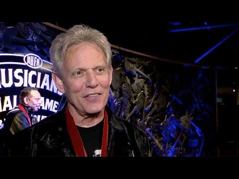 Don Felder Talks About Being Inducted Into Musicians Hall Of Fame