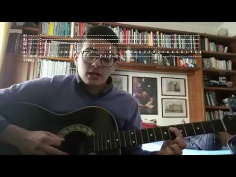 Fluorescent Adolescent - Arctic Monkeys (Acoustic Guitar Lesson).