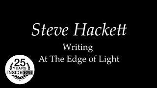 STEVE HACKETT - Talks writing Under The Eye Of The Sun (Interview)
