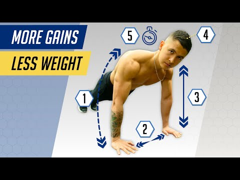 How To Build Muscle WITHOUT Lifting Heavier (5 Science-Based Hacks)