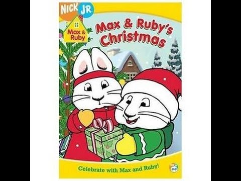 Opening To Max & Ruby's Christmas 2004 DVD
