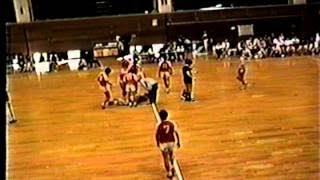 1995年関東学生ハンドボールリーグ 国際武道大vs明治大