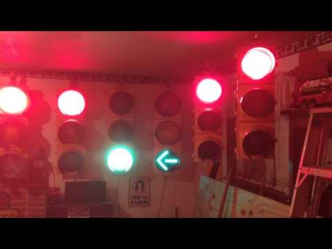 my traffic light signal collection youtube. Black Bedroom Furniture Sets. Home Design Ideas