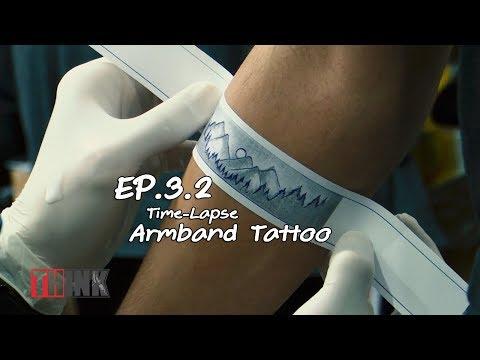 THINK EP.3.2 - Time-Lapse Armband Tattoo
