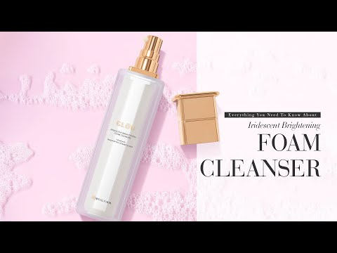 Everything You Need To Know About GLOW Iridescent Brightening Foam Cleanser  | How To | MyGlamm
