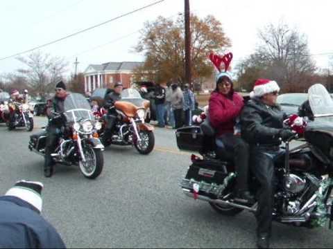 Christmas Parade, Inman, SC