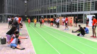 The Fast Club - NIKE ZOOM - ATHLETIC ELITE 15.6.2014 - 60 m. Silvia Bianchi