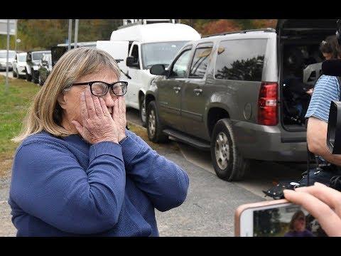 The National for October 7, 2018 — Limo crash, Missing Journalist, Pot Amnesty