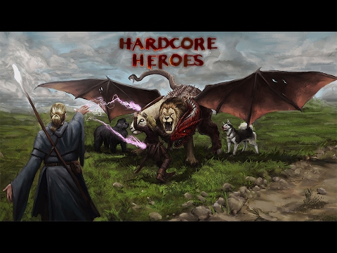 Hardcore Heroes Arcadia: 001 Part 2