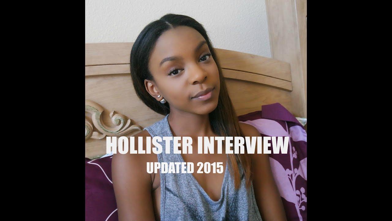 hollister interview