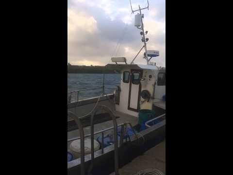 Hayle Harbour Storm