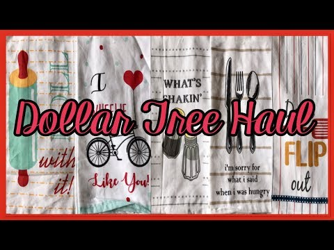 DOLLAR TREE HAUL   FABULOUS NEW FINDS   MARCH 19 2019