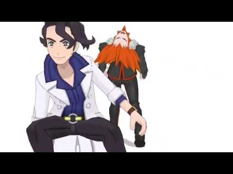 Lysandre And Sycamore Pokemon 82925 | ENEWS  Lysandre And Sy...