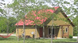 Stay at Santa's Cottages in Santa Claus, Indiana, near Holiday World