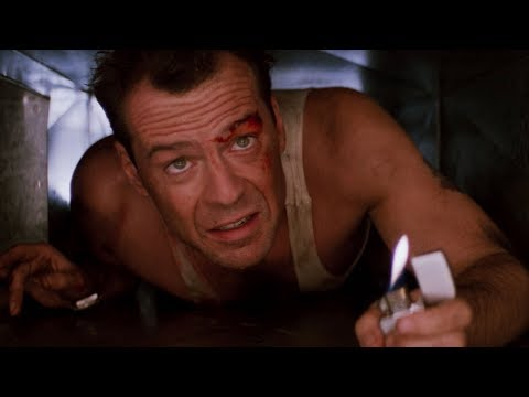 Dan Mitchinson - Die Hard  Reimagined As A Christmas Movie
