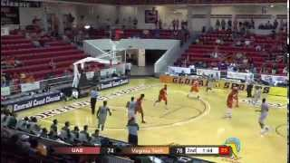 Emerald Coast Classic 2015 - UAB vs Virginia Tech