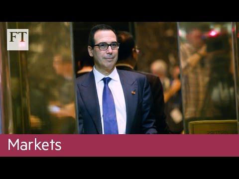 Steve Mnuchin picked as US Treasury secretary | Markets