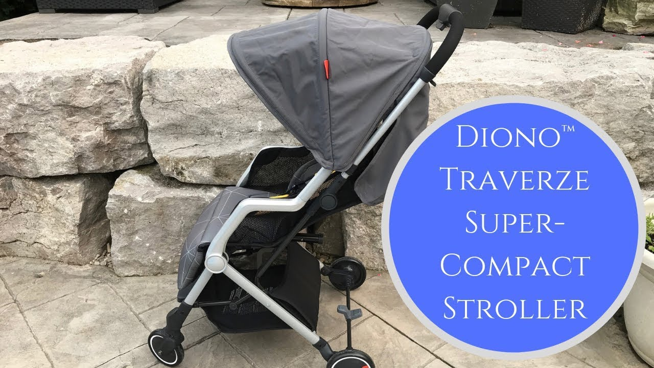 Compact Stroller Nz New Diono Traverze Travel Stroller Review