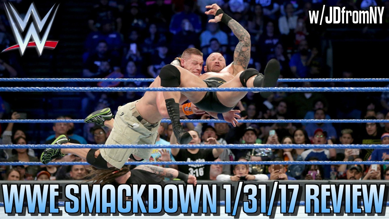 WWE SmackDown: Live Updates, Results and Reaction for May 9