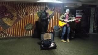 Киев, уличные музыканты(1)