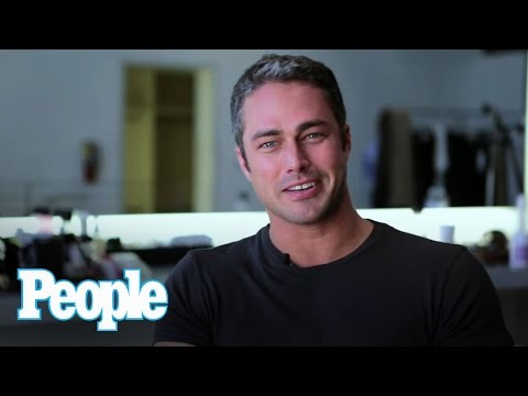 Taylor Kinney's Sexy Shirtless Photo Shoot   People