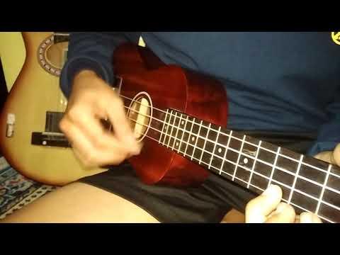 Nidji - Laskar Pelangi ( ukulele cover )