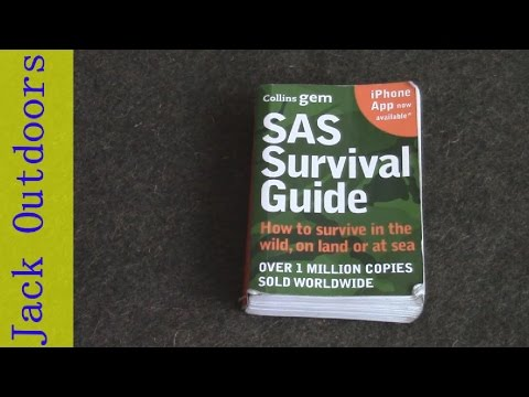 The SAS Survival Guide- Survival In Your Pocket!