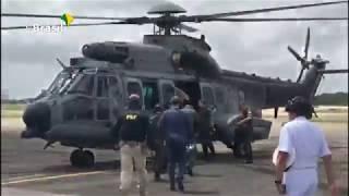 Ministros visitam o Ceará para verificar a situação da Segurança Pública