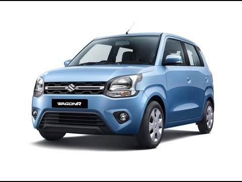 New Maruti Wagon R 2019 Price = Rs 4 19 Lakh | Looks, Interior, Features,  Engine (Hindi)