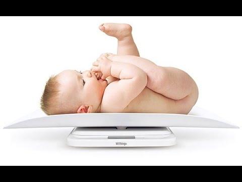Chuẩn cân nặng bé gái từ 0 - 5 tuổi