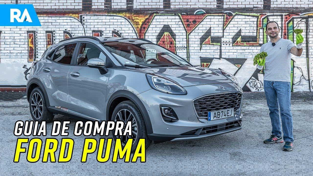 Guia de compra: Qual é o Ford Puma que deves comprar?