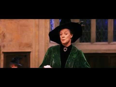 Гарри Поттер и Философский камень |Распределяющая шляпа