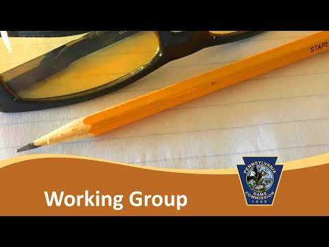 December 2017 Working Group meeting pt 1