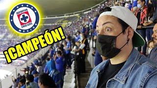 ¡CRUZ AZUL CAMPEÓN! Reacciones desde el Azteca Cruz Azul 1-1 Santos