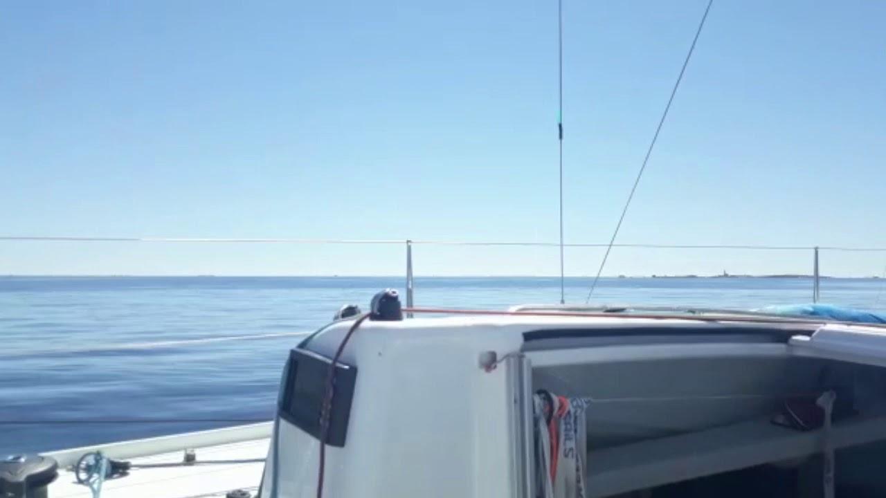 Elodie BONAFOUS sur Océane- Le retour à l'eau !