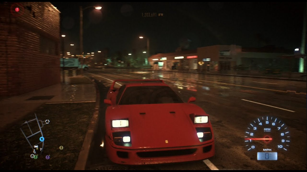 Need For Speed Carbon Cars Wallpapers Need For Speed 2015 Ferrari F40 1987 Gameplay Youtube
