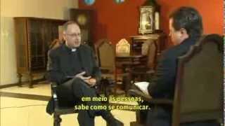 Documentário: Papa Francisco   GloboNews