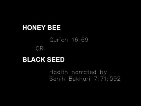 Only HONEY BEE or BLACK SEED can cure AIDS/HIV/CANCER/HERPES