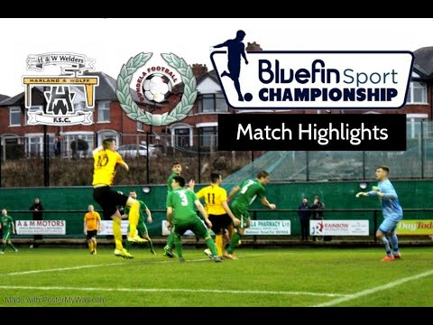 Dundela H&W Welders Goals And Highlights