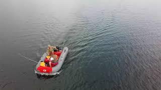 Отдых на Гусином озере Рыбалка