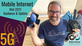 5G Mobile Internet: Routers, Hotspots & Antennas Are Here  Should You Wait? (Mid2021 Update)