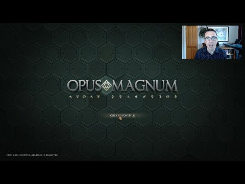#LearningFromGames 1: varied metrics from Opus Magnum  