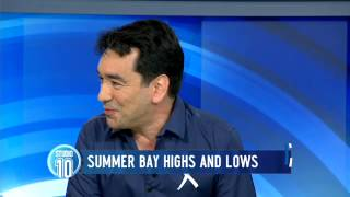 Final 5 TV shows and Alex Papps interview